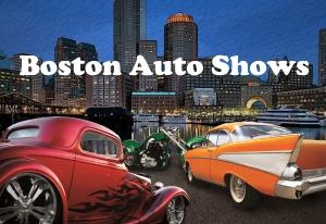Boston Auto Showl